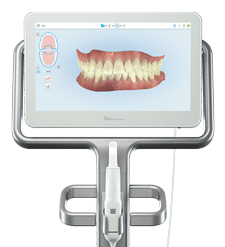 Dr. Donald Norton uses the iTero element for digital impressions for his orthodontic patients in Cape Coral Bonita Springs and Port Charlotte FL